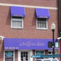 Salon Awning