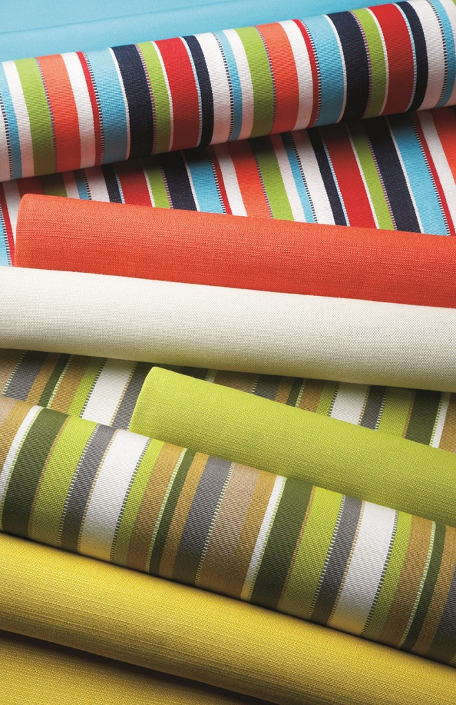 new Sunbrella fabric 2015